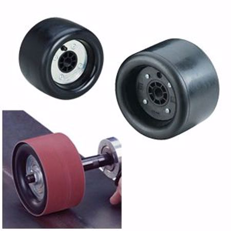 Picture for category Inflatable Wheels for use on sanders, grinders etc...