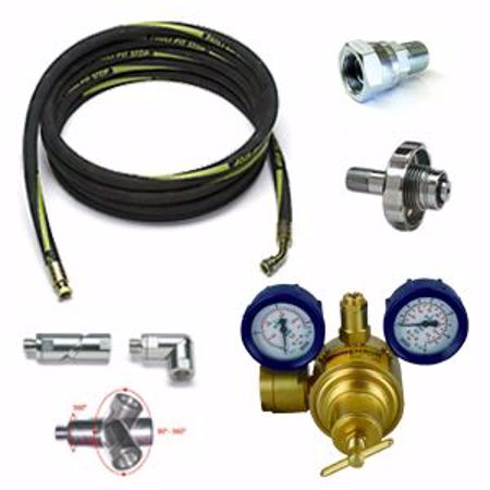 Picture for category Pit Stop Hoses, Regulators, Fittings & Associated Products