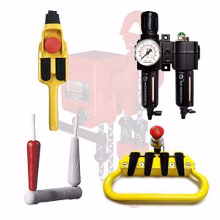 Picture for category Air Chain Hoist Accessories