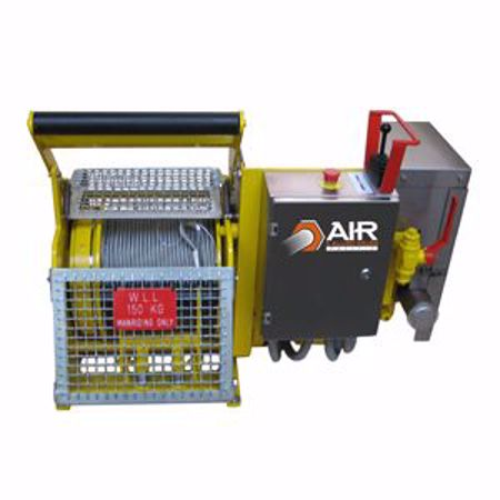 Picture for category Air Manriding Winches - Offshore Approved