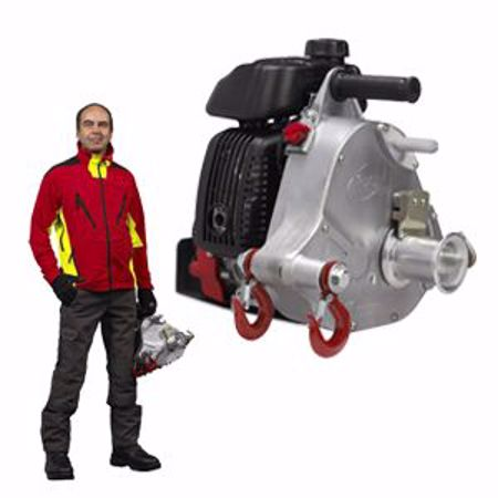 Picture for category Portable Petrol Powered Capstan Winch