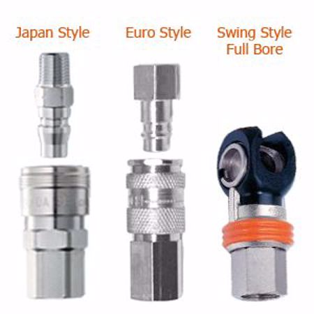 Picture for category Quick Release Couplings