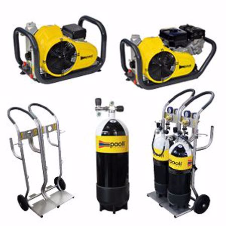 Picture for category Motorsport High Pressure Compressors, Bottles & Bottle Trolleys